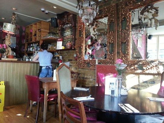 Annie's Restaurant- Chiswick: Annies