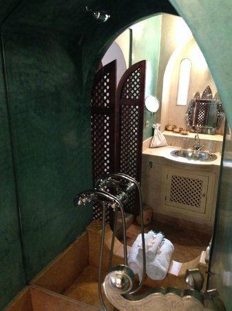 Riad Samsara: Bathroom