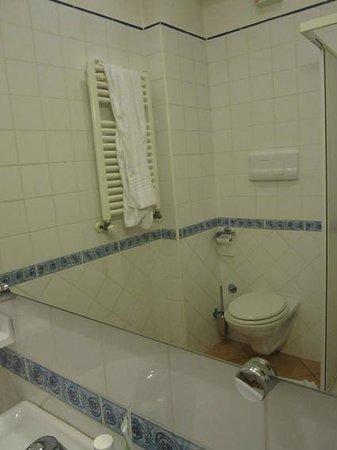 Hotel San Giorgio : Baño