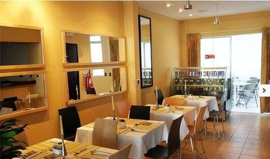 Hotel Casa Cambranes: Restaurant