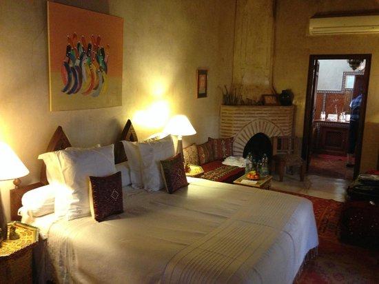 Riad Samsara: Bedroom