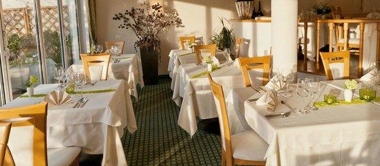 Christophs Hotel: Restaurant The Taste
