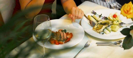 Christophs Hotel: Restaurant The Taste - Abendessen