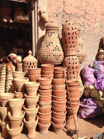 Riad Samsara: The Old Pottery Market
