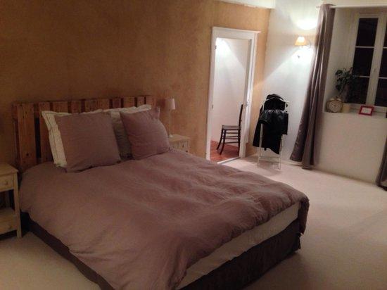 La Colonie : Bedroom