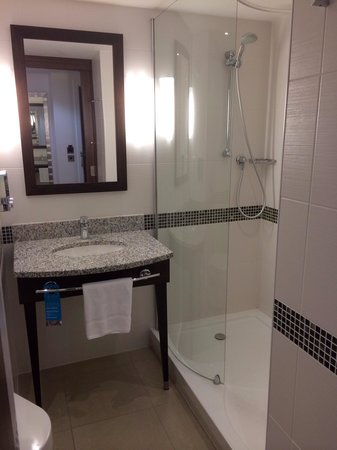 Hampton by Hilton Birmingham City North: Bathroom
