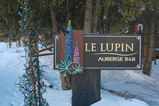 Auberge Le Lupin B&B : .
