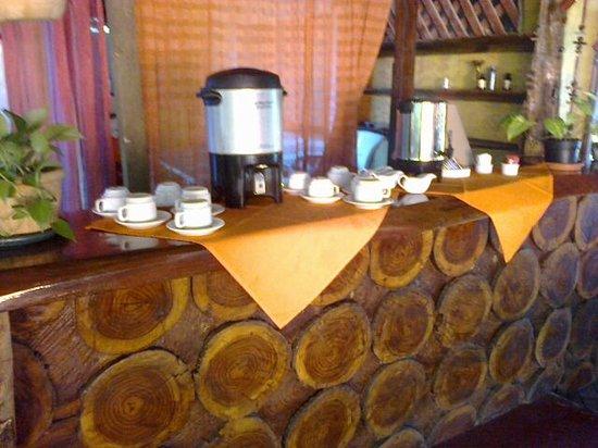 La Casona: desayuno continental