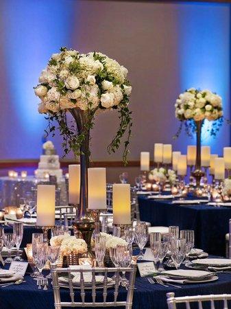 The Westin San Diego: Elegant Ballroom Set Up