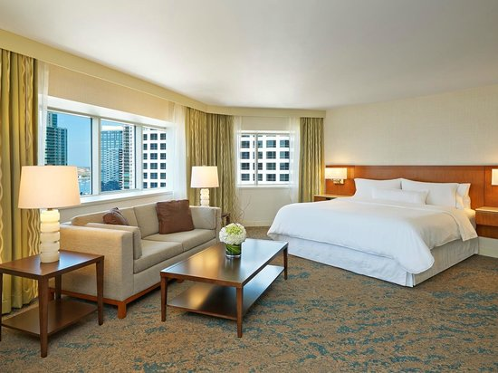 The Westin San Diego: Executive Suite