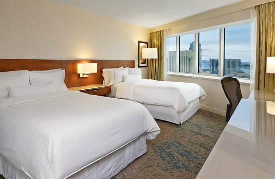 The Westin San Diego : Double Bed Guestroom