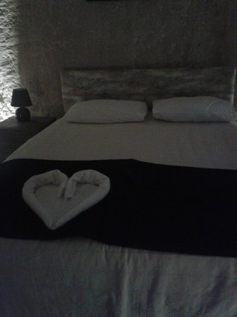 Cappadocia Abras Cave Hotel : Standard Cave room
