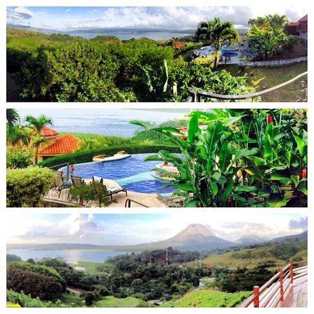 Linda Vista Hotel : great views from different areas of the hotel