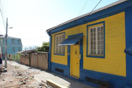 La Casa Amarilla: The Yellow House