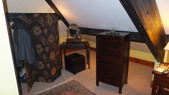 Ivythwaite Lodge hotel: Dressing area