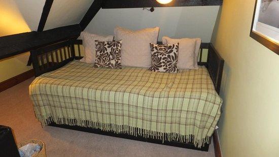 Ivythwaite Lodge hotel: Sitting area