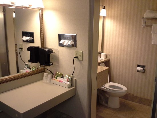 Comfort Inn Middletown: Bathroom