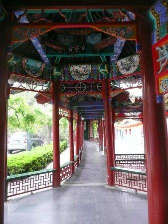 Bamboo Garden Hotel: gardens
