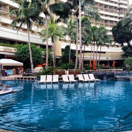 Sheraton Waikiki: Other Pool Area