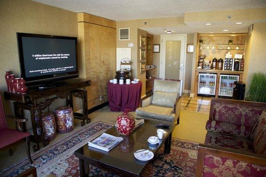 쉐라톤 라과디아 이스트 호텔 사진