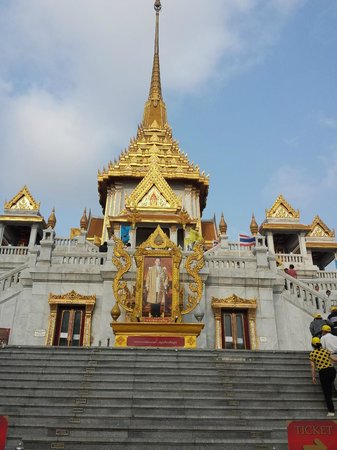 Temple - Picture of Temple of the Golden Buddha (Wat ...