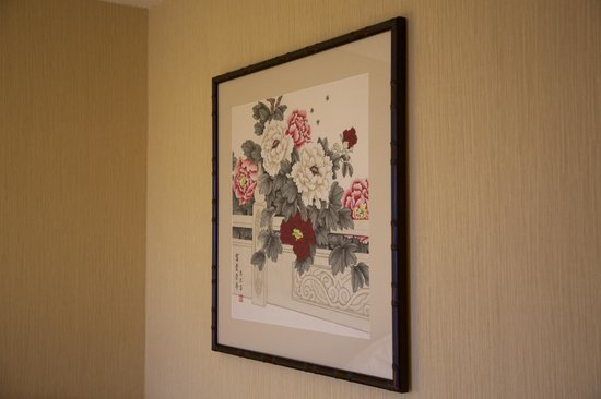 Sheraton LaGuardia East Hotel : In my Room