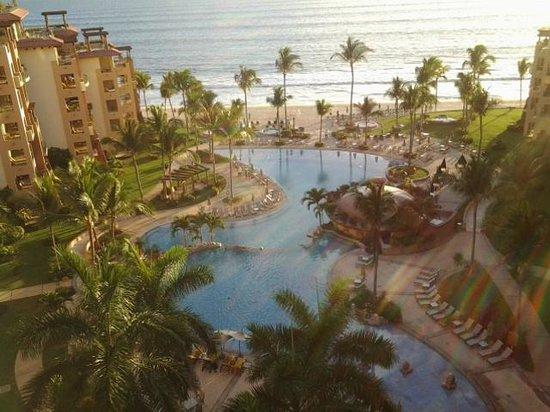 Villa La Estancia Beach Resort & Spa Riviera Nayarit: View from 2803A