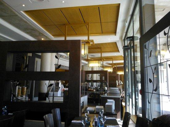 Novotel Paris Gare de Lyon: Restaurant calme + bon rapport qualité prix