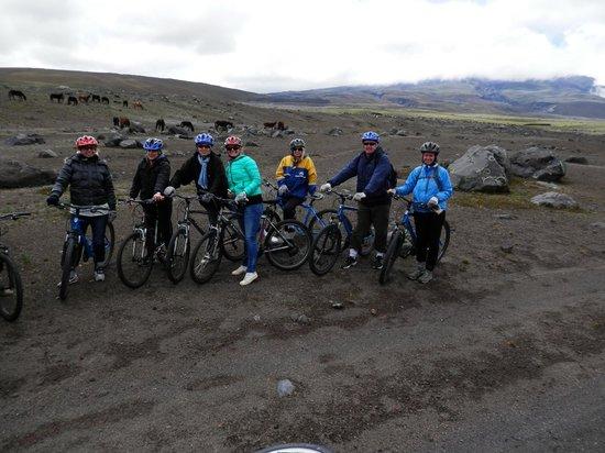 Biking Dutchman: Awesome group