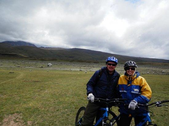 Biking Dutchman: Beautiful scenery