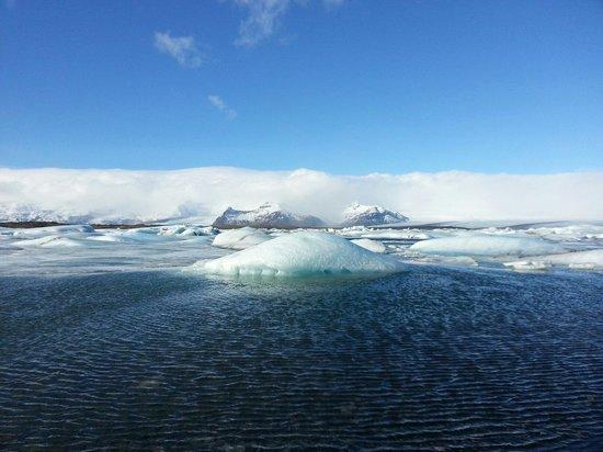 Gletscherlagune Jökulsárlón: Icebergs @ Jökulsárlón