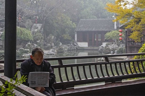 Tongli Town: Wish I could do it every day