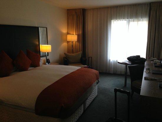 Hilton Dublin Kilmainham : Il letto più comodo su cui abbia mai dormito!