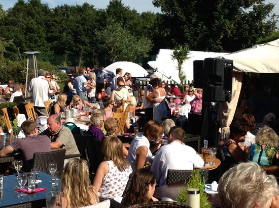 The Prince of Wales at Hoath: Band in the summer ��