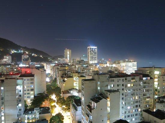 Royal Rio Palace Hotel: Отель и местность