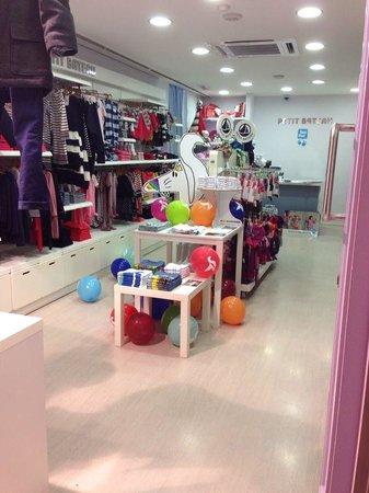 Petit Bateau & Tuc Tuc Store