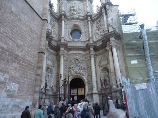 Catedral de Valencia: Fachada Catedral