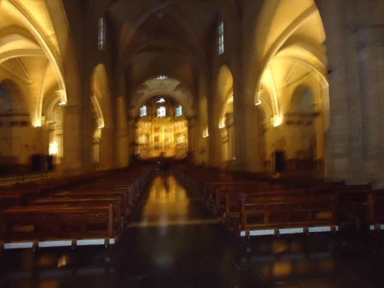 Valencia Cathedral : Interior Catedral
