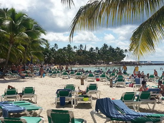Spiaggia Viva Dominicus Beach Picture Of Wyndham