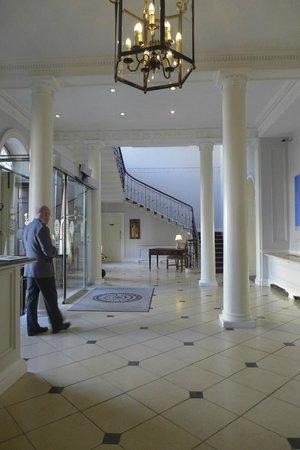 The Merrion Hotel: Lobby