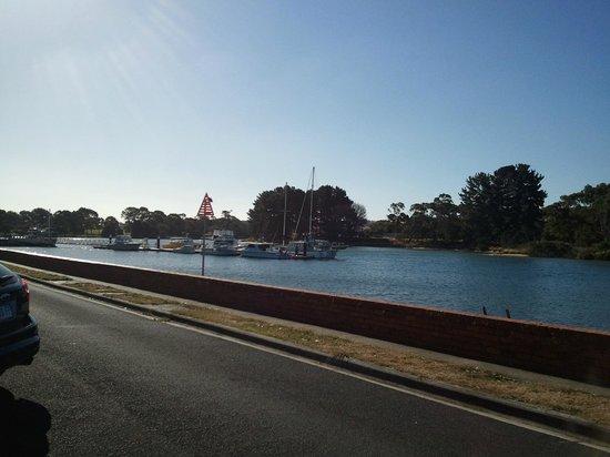 The Waterfront Wynyard : View from Wynyard Waterfront