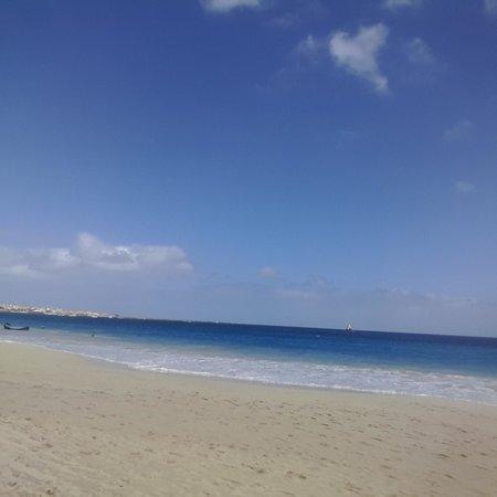 VOI Vila do Farol : La spiaggia verso santa maria