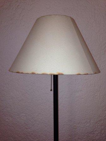 "Holiday Inn Resort Ixtapa: ""Room Lamp"" a bit old..."