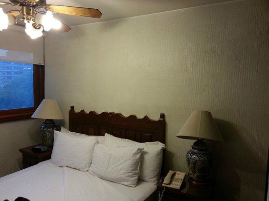 Suites Amberes: Habitación