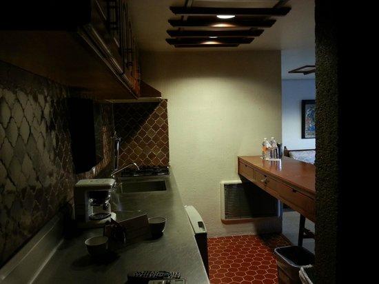 Suites Amberes : Cocina