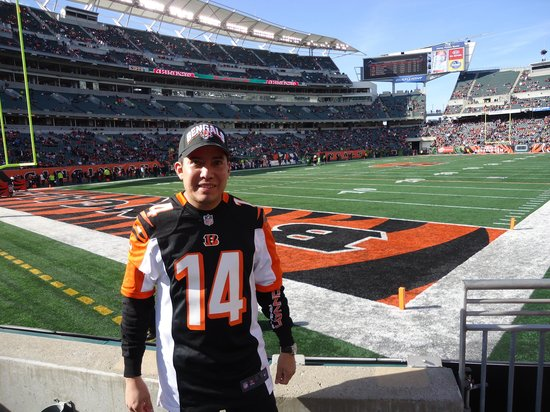 En Paul Brown Stadium