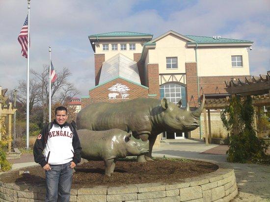 Cincinnati Zoo & Botanical Garden : Cincinnati Zoo