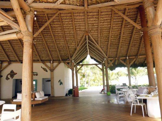 Playa Blanca Restaurant : Puntacana Resort & Club