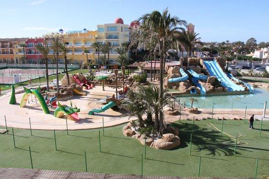 Evenia Zoraida Park: ZONA INFANTIL