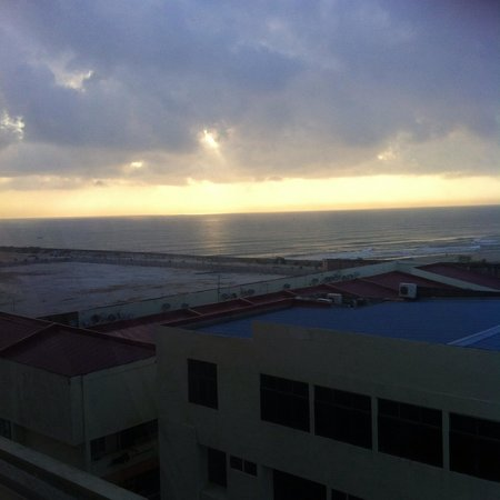 Hotel Tanjong Vista: View from the room